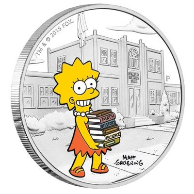 2019 Lisa Simpson  1 Oz I.jpg
