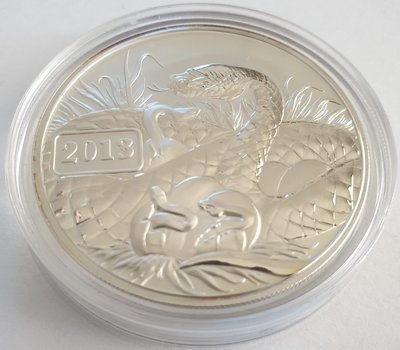 5 Dollar Tokelau 2013 Snake - Avers big.jpg